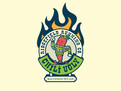 Chili Ugly Event Badge