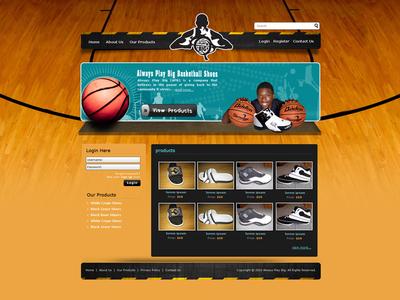 Play Big design ui graphic design
