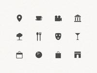 Tripnotes Icons