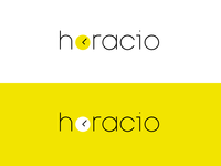 Horacio logo for web app