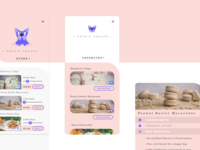 Pete's Treats #DailyUI