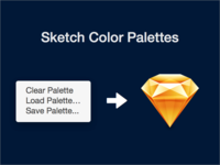 Sketch Color Palette Plugin
