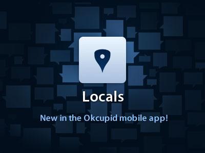 Locals location ios iphone android mobile app