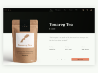 Product Page - Tea Shop
