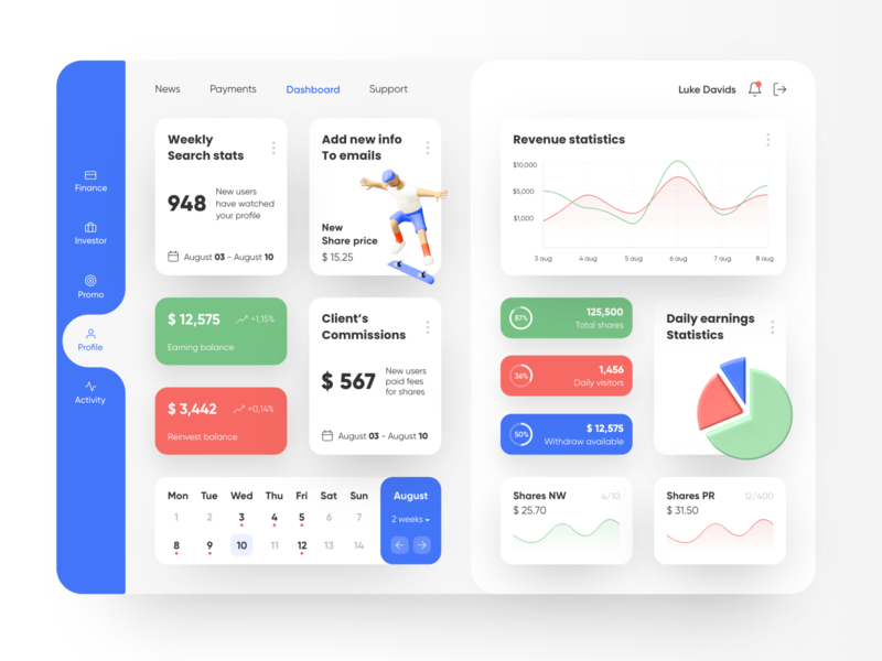 Advertising dashboard UI design vector web ux ui ui  ux ui design typogaphy statistics poppins interface inspiration figma icons dashboard ui dashboad colors adobe analytics 3d character 3d