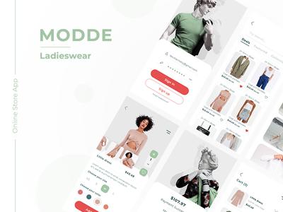 Modde Mobile App