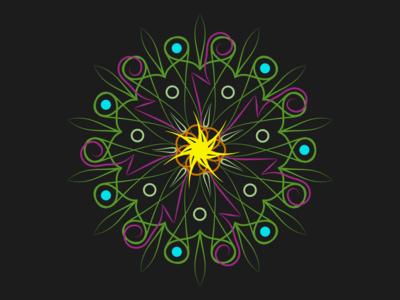 Mandala Test 02