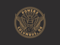 PowerX Atlanta Event Logo Crest