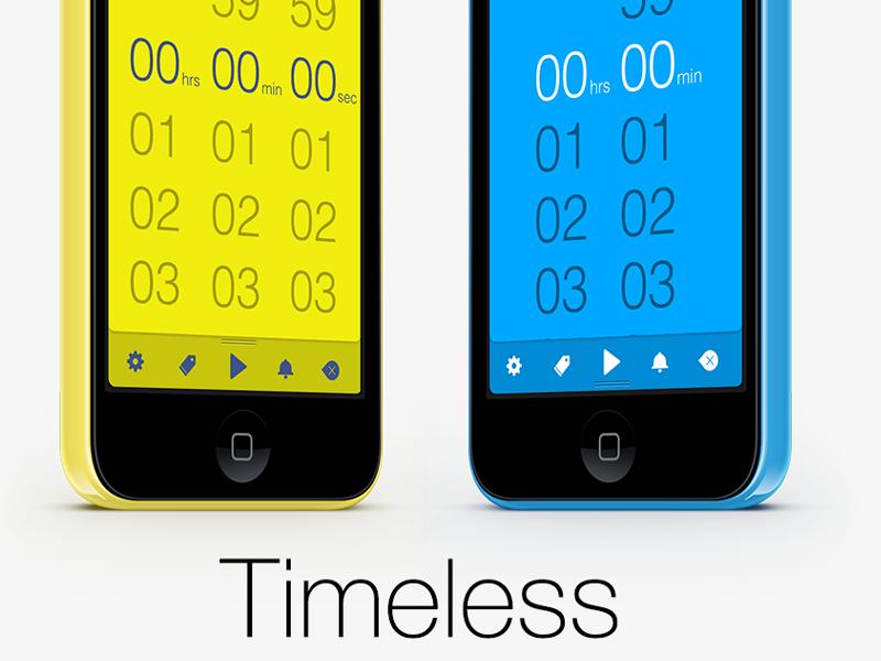 Timeless website