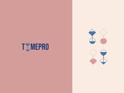 Logo for TimePro App