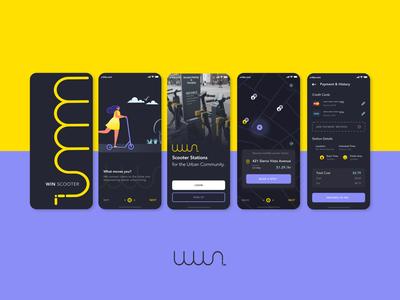 Mobile App WIN