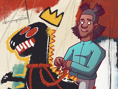 SAMO design fun character color illustration brazil sao paulo thunder rockets