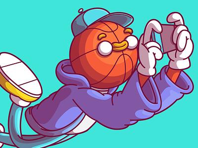Dribbble ux vector ui logo design color fun character illustration brazil sao paulo thunder rockets