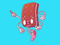 Ice Cream Sandwich Attack