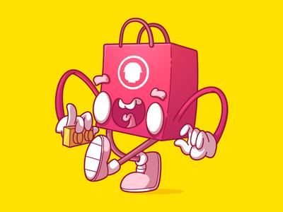 Upside Character   E Commerce
