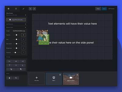 Sir Crator - Image Editor format arrange layer editor template slide