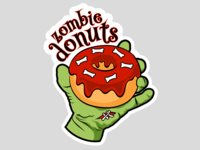 Zombie Donuts