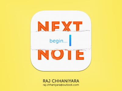 Next Notes