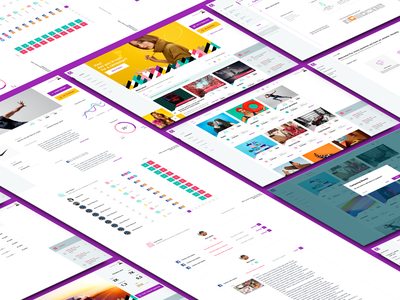 Buzzole New Clients Dashboard designsystem dashboard ux uidesign