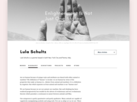 Artist / Gallery website.