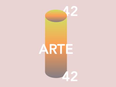 Arte / Portadas identity gradients branding design typography colors illustration vector