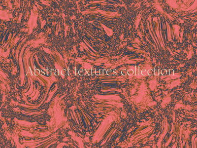 Abstract textures collection