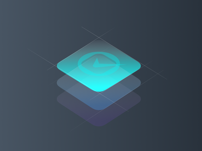 Product Design at Clio app blue vector flat logo typography branding art illustration design