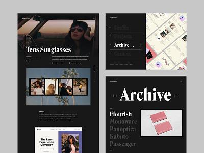 Portfolio   Site Updates portfolio site portfolio design web designer portfolio ui ux website design web design website homepage