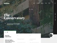 Barbican conservatory hf