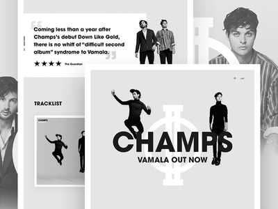 Champs | Homepage