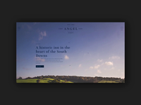 The Angel Inn | Homepage Scrolling