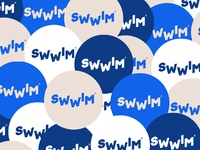 Swwim stickers