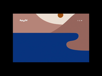 Swwim | Homepage Scrolling