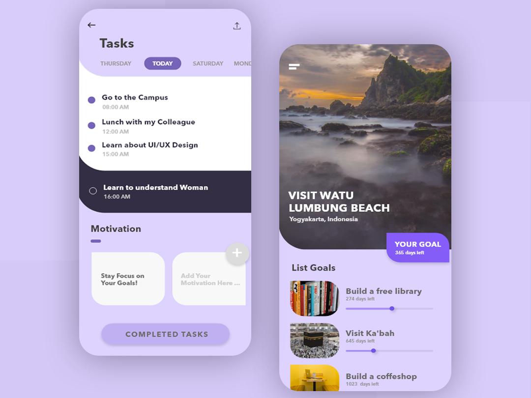 Display Notebook Apps by Gusti Karnawan on Dribbble