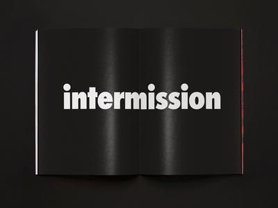 Aha magazine spread