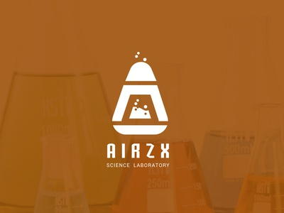 Logo Design For Science Lab