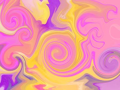 Marbling Ebru Textures Pack texture pack