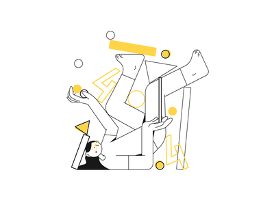 404 | Error app design product illustration uiillustration flatdesign outline product ui design ui branding character design drawing illustrator vector design illustration website mobile error page error 404 404