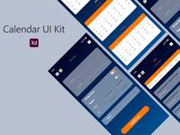 Chalender App Design