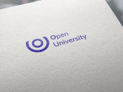 Open University Logo Design