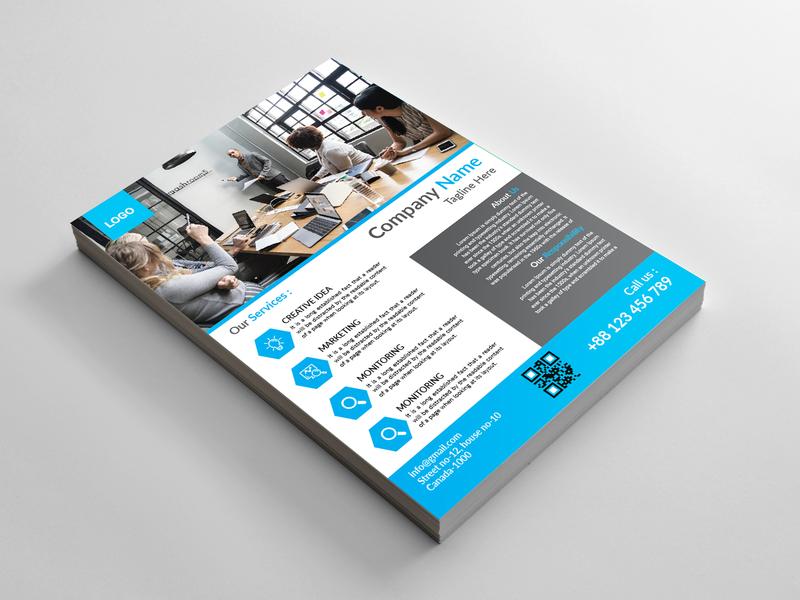 Corporate Poster design corporate design creative poster brand design corporate branding design graphic design print design branding