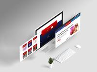 Moment Creation Website Design