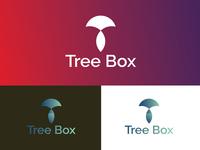Tree Box Logo Branding