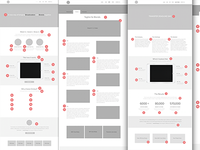 Wireframes Grabyo Small