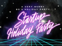 Startup Holiday Party