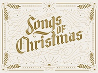 Songs of Christmas Sermon Branding
