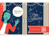 The Hope Experience - Christmas Giving Mailer