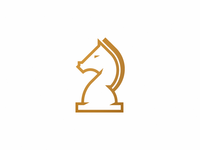 Horse Chess Piece Icon