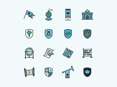 Improved & Extended Iconset