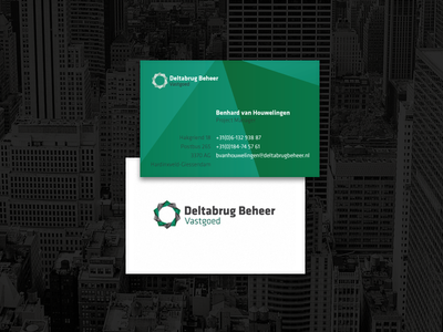 Deltabrug Beheer Group Contact Cards